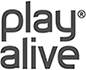 Play Alive logo